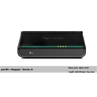 Tenda ADSL 2+ Modem Router with 1-Port Switch D810R/ مودم-روتر تندا دی 810 آر