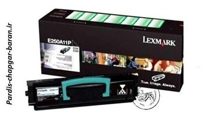کارتریج لیزری لکس مارکE250A11P,قیمت کارتریج لیزری لکس مارک E250A11P,فروش کارتریج لیزری 250لیزری LEXMARK