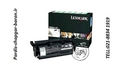 کارتریج لیزری لکس مارکT650A11P,قیمت کارتریج لیزری لکس مارک T650A11P,فروش کارتریج لیزری 650لیزری LEXMARK