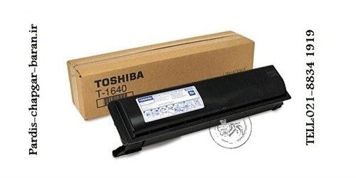 کارتریج 1640dتوشیبا,فروش تونر 1640 توشیبا,خرید 1640d توشیبا,T1640d TOSHIBA,نمایندگی 1640 توشیبا,1640 TOSHIBA