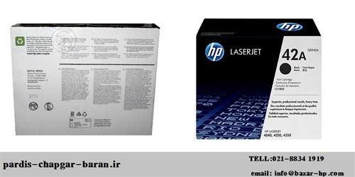 کارتریج لیزری 42A HP,کارتریج طرح لیزری 42,کارتریج طرح درجه یک 42,خرید کارتریج طرح 42,فروش کارتریج لیزر 42