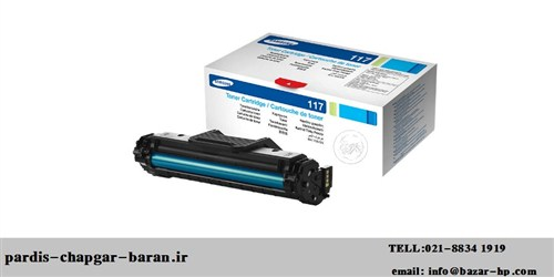 تونر117Dsamsung,خرید تونر ML117samsung,فروش کارتریج MLT117samsung,کارتریج فابریک MLT117 samsung