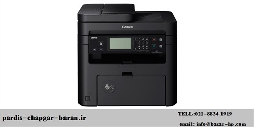 Canon i-SENSYS MF217w Printer,پرینتر لیزری سه کاره کانن آی-سنسیس MF217w,پرینترهای canon لیزری سیاه217w,چاپگرهای3 کاره لیزری 217wcanon