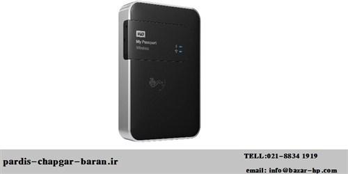 Western Digital My Passport Wireless External Hard Drive - 2TB, هارد دیسک بیسیم وسترن دیجیتال