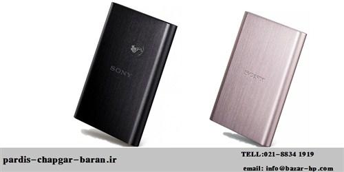 مدل HD-E1 ظرفیت 1 ترابایت ,Sony HD-E1 External Hard Drive - 1TB ,هارددیسک اکسترنال سونی ,هارد سونی