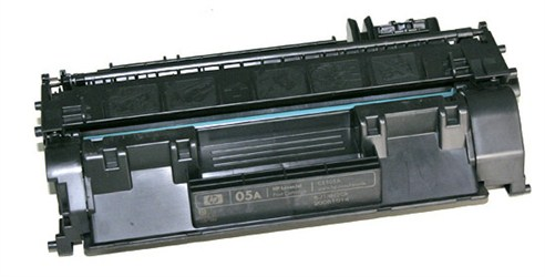 hp 05a شارژ کارتریج لیزری